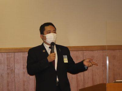 東海地区静岡ブロック協議会 アカデミー委員会 第1回Webフォーラム「難関に取り組む勇気・元気・インパクト!~問題解決策への道筋を立てて実践できる~」